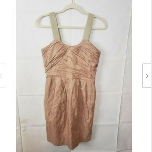 J.Crew Vivette Crinkled Cotton Sheath Dress